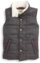 Hatley Toddler Boy's Quilted Vest