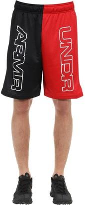 Under Armour Baseline Court Nylon Shorts