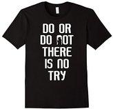 Star Wars Do or Do Not Yoda Graphic T-shirt