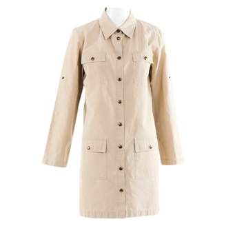 Celine Brown Synthetic Jackets
