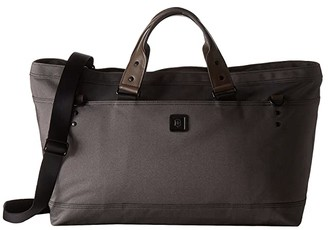 Victorinox Lexicon 2.0 Weekender Deluxe Carryall Tote (Grey) Weekender/Overnight Luggage