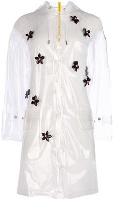 MONCLER GENIUS Moncler X Simone Rocha Floral Raincoat