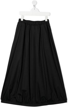 Mi Mi Sol TEEN elasticated waist A-line skirt