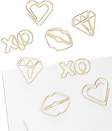 Celebrate Shop 16-Pc. Paper Clip Set, Only at Macy's