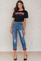 Tommy Hilfiger Gigi Hadid Destroyed Lexia Jeans