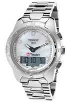 Tissot T-Touch II Titanium Quartz 43mm Mens Watch