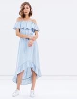 Sass Starstruck Chambray Dress