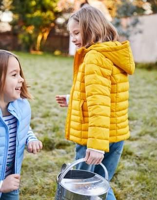 Joules Kinnaird Packaway Quilted Jacket 1-12 Yr