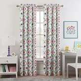 Waverly Kids Bollywood 63-Inch Rod Pocket Room Darkening Window Curtain Panel in Green
