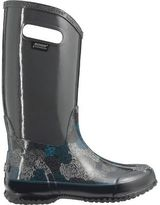 Bogs Rain Rosey Boot - Women's Dark Gray Multi 6.0