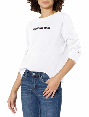 Tommy Hilfiger Tommy Jeans Women's Long Sleeve Shirt