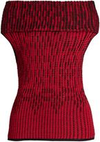 Roland Mouret Agard off-the-shoulder sweater