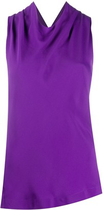 Pinko Crossover Back Top