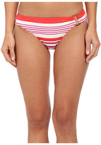 Lauren Ralph Lauren Marina Stripe Ring Front Hipster Bottoms