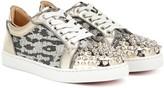 Christian Louboutin Vieira Spikes embellished sneakers