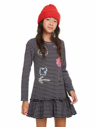 Desigual Girls' Dress PUERTOVALLARTA