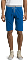 Bikkembergs Cotton Knit Shorts