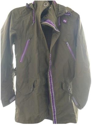 Helly Hansen Green Polyester Jackets