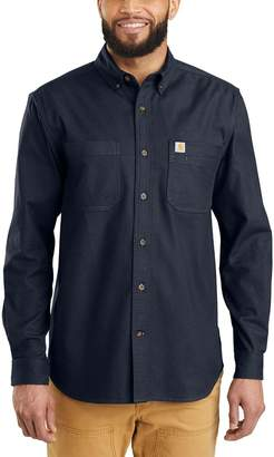 Carhartt Rugged Flex Hamilton Solid Long-Sleeve Shirt - Men's