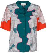 3.1 Phillip Lim Floral Shortsleeved Shirt