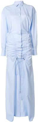 Y/Project Long Poplin Dress