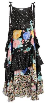 ATTICO THE Knee-length dress