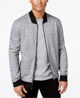 Alfani Collection Men's Baseball Collar Jacket, Regular Fit, Only at Macy's