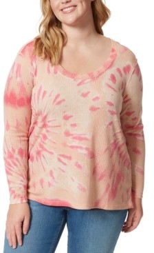 Jessica Simpson Trendy Plus Size Melinda Top