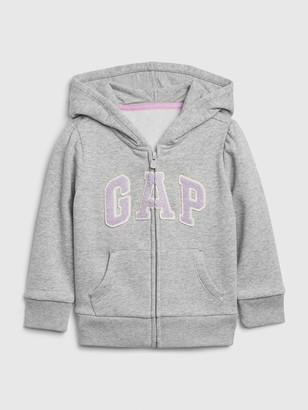Gap Toddler Recycled Logo Hoodie