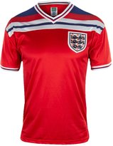 England Official Soccer Gift Mens 1982 World Cup Finals Away Shirt