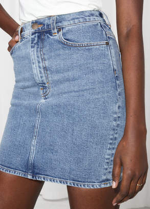 And other stories Denim Skirt