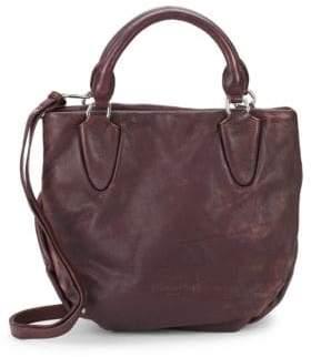 Liebeskind Berlin Textured Leather Shoulder Bag