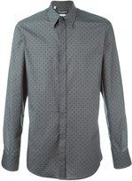 Dolce & Gabbana polka dot print shirt - men - Cotton - 39
