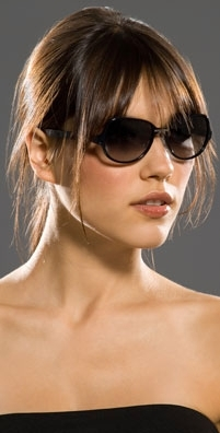 Proenza Schouler Modified Contrast Sunglasses