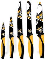 Kohl's Pittsburgh Penguins 5-Piece Cutlery Knife Set