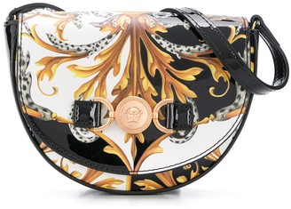 Versace Baroque Print Shoulder Bag