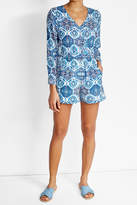 Kas Printed Cotton Dress
