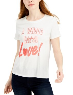 Junk Food Clothing A Whole Lotta Love T-Shirt
