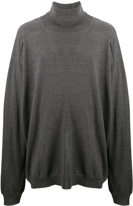 Societe Anonyme Oversized Roll-Neck Sweater