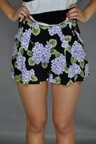 MinkPink Bloom Printed Shorts