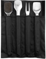 Wusthof 5 Piece Stainless Steel BBQ Tool Set