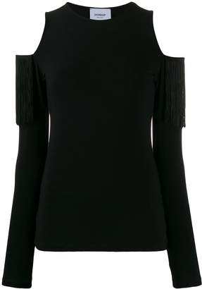 Dondup cold shoulder jumper