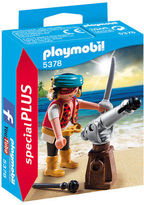 Playmobil NEW Pirate With Cannon Playset 5pce