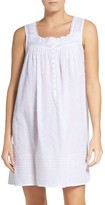 Eileen West Women's Clip Cotton Nightgown