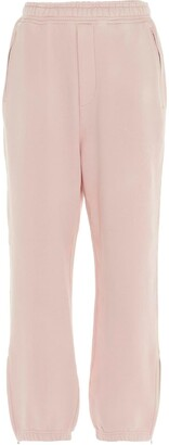 we11done Bleached Track Trousers