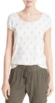 Soft Joie Women's Cotton Tee