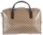 Gucci GG Crystal Duffel Bag