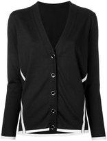 Lanvin V-neck cardigan - women - Wool - L