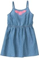 Gymboree Chambray Dress