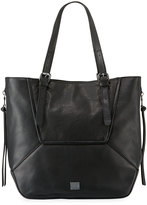 Kooba Crawford Leather Tote Bag, Black